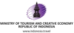 Ministry of Tourism and Creative Economy of the Republic of Indonesia at Hospitality Investment World Indonesia 2013
