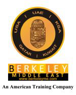 Berkeley Middle East at The Training and Development Show