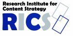 Research Institute for Content Strategy (RICS) at The Digital Education Show Asia 2013