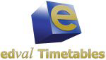 Edval Timetables at The Digital Education Show Asia 2013