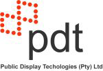 Public Display Technologies at RFID World Africa 2012