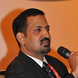 Mr Srinivasan Venkita Padmanabhan speaking at Agriculture Investment Summit Asia