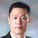 Mr Max Leng-Jin Chan at The CIO Show Asia 2012