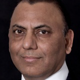 Mr Arif Siddiqui at The CIO Show Asia 2012