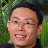 Mr George Wang at The CIO Show Asia 2012