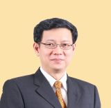 Mr Cheah Kok Hoong speaking at The CFO Show Asia 2012
