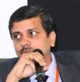 Mr Gopalan Natarajan speaking at The CFO Show Asia 2012