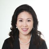 Ms Brenda Tse at Asset Allocation Summit Asia