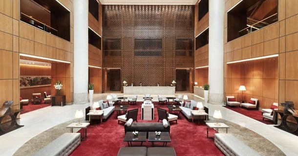 Marriott Tang Plaza Hotel