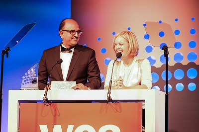 World Communication Awards 2017