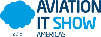 Aviation IT Show Americas 2016 logo