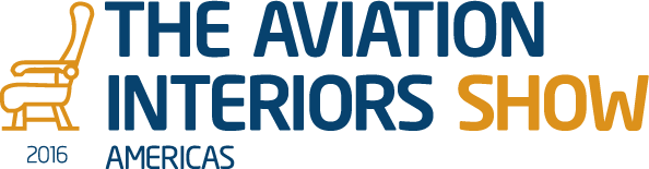 The Aviation Interiors Show Americas 2016 logo
