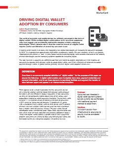 Applied Predictive Technologies and MasterCard
