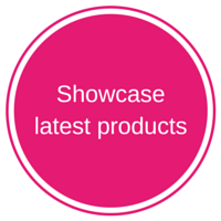 showcase latest products