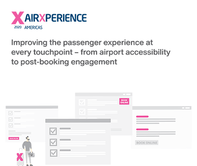 AirXperience: Improving the passenger experience at              every touchpoint – from airport accessibility              to post-booking engagement