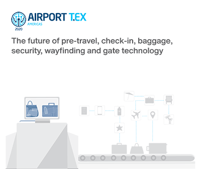 Airport T.EX: The future of pre-travel, check-in, baggage,              security, wayfinding and gate technology