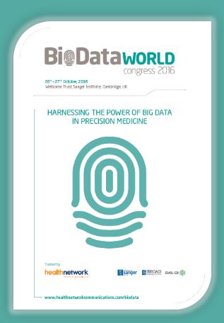 BioData 2016 brochure
