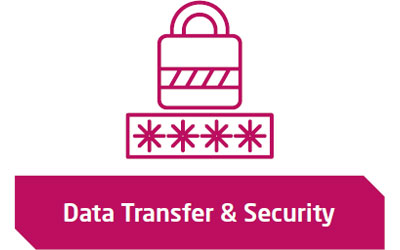 Data Transfer & Security