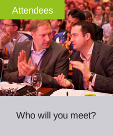 Who will attend the World Biosimilar Congress 2014