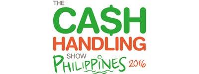 Cash Handling Show Philippines 2016