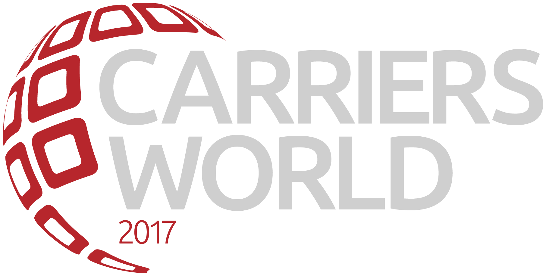 Carriers World 2017 logo