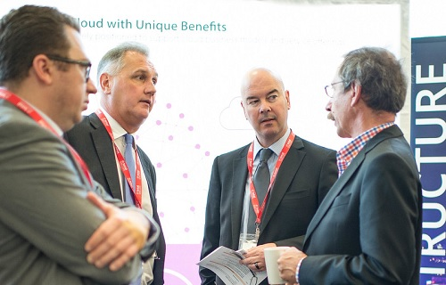 Networking at Carriers World 2016