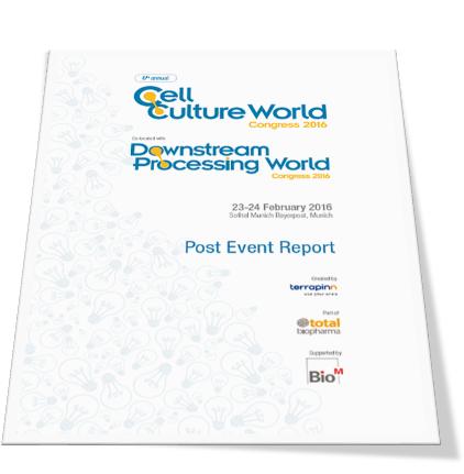 cell culture downstream PER