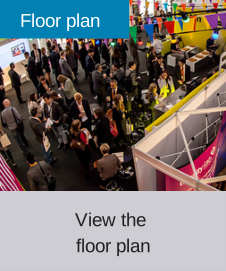 View Cell Culture World Congress 2015 floor plan
