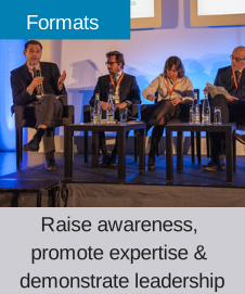 Innovative formats at the Cell Culture World Congress 2015