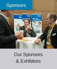 Sponsors of the Cell Culture World Congress 2015