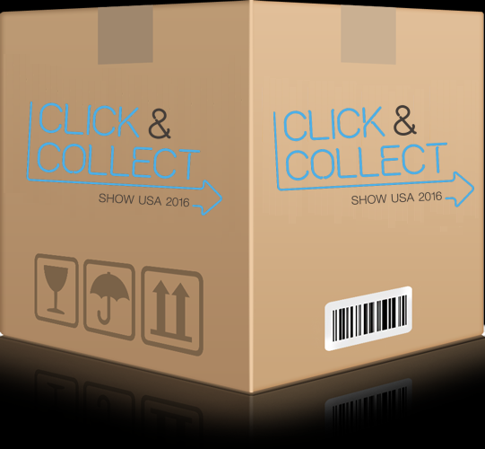 A Click & Collect box