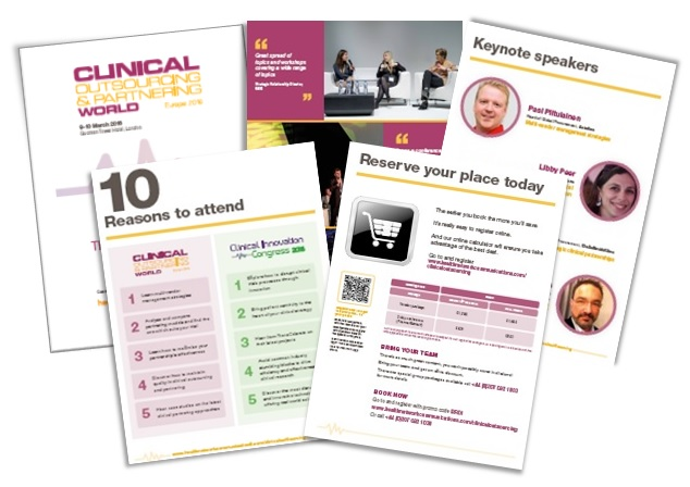 Clinical outsourcing 2015 brochure