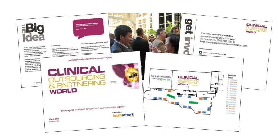 Clinical outsourcing 2016 prospectus