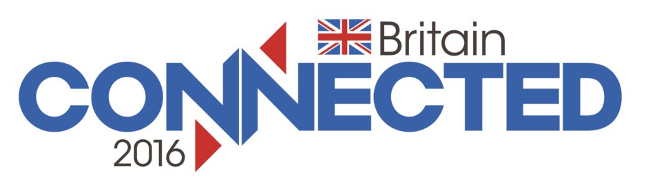 Connected Britain 2016 logo