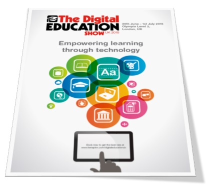 The Digital Education Show UK 2015 is organised by Terrapinn for teachers and technology proviuders