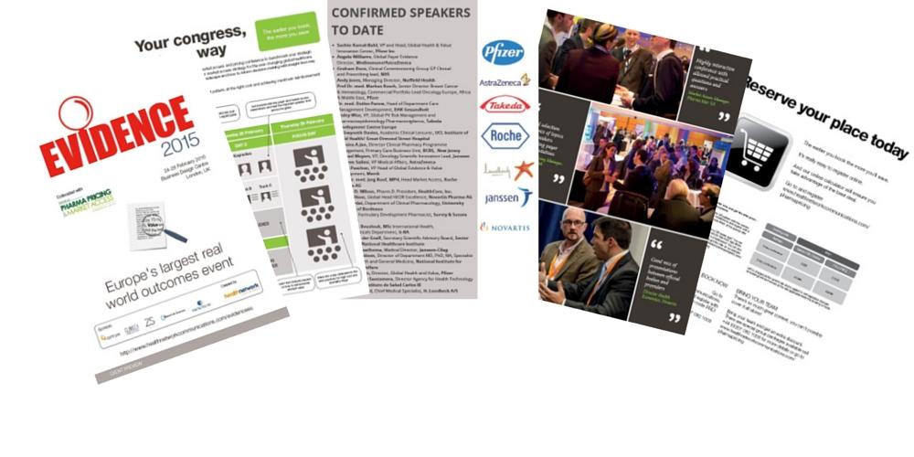 Evidence EU 2016 brochure