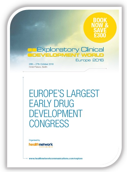 Exploratory Clinical Development brochure