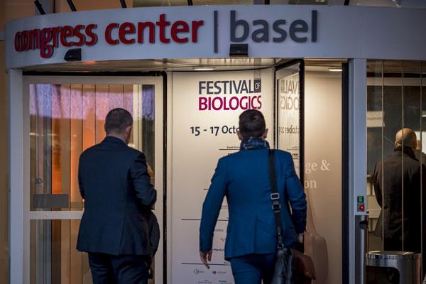 Congress Center Basel venue