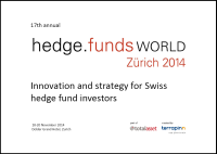 Hedge Funds World Zurich 2014