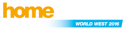 Home Delivery World West 2016 logo