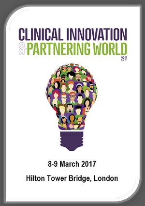 Clinical Innovation World 2017 Brochure