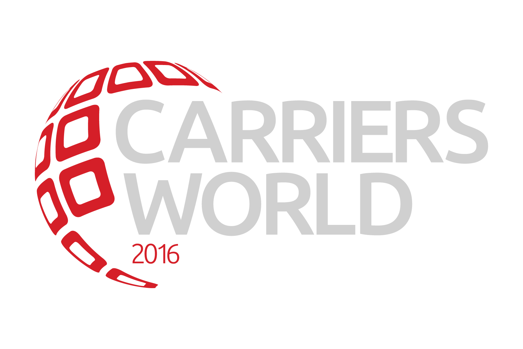 Carriers World 2016 logo