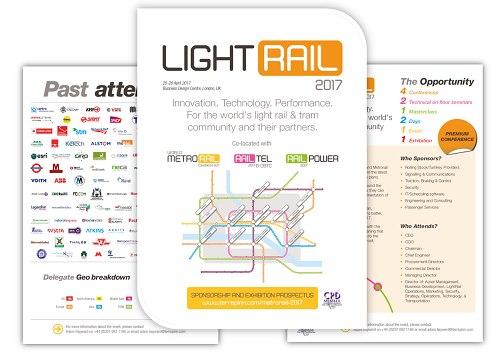 LightRail 2017 Sponsorship Brochure