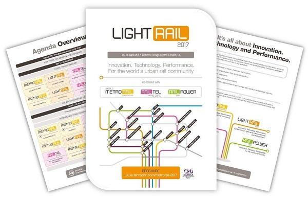 LightRail 2017 Brochure