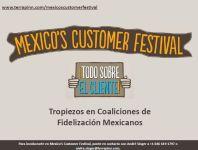 Mexico's Customer Festival es el lugar donde minoristas y sus proveedores de soluciones vienene para relacionarse, aprender del otro, y discutir los desarrollos más importantes en fidelización