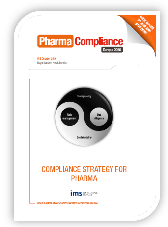 compliance 2016 brochure