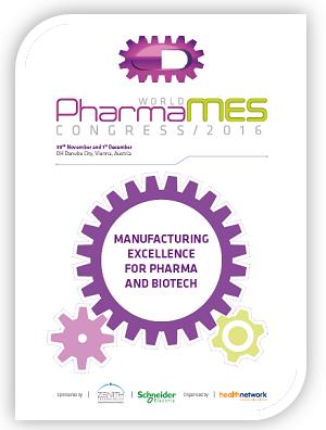 Pharma MES brochure
