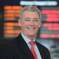 David Warburton, CEO, Auckland Rail