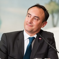 Olivier Menuet, Vice President, SNCF