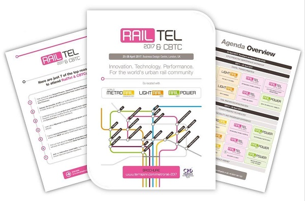 RailTel 2017 Brochure